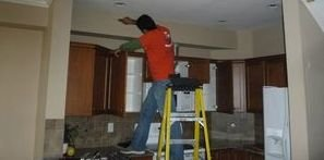 Mold Damage Restoration Ceiling Repair